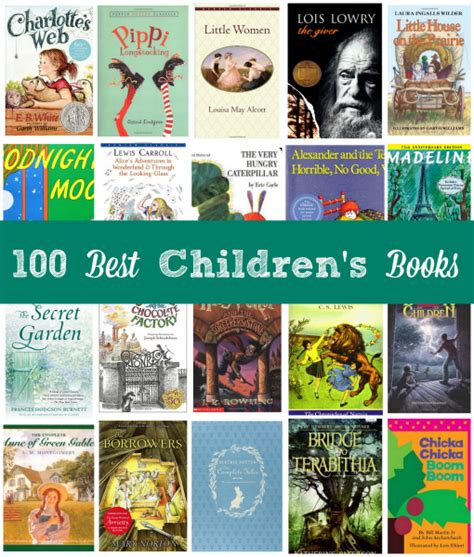 100 Best Children S Books