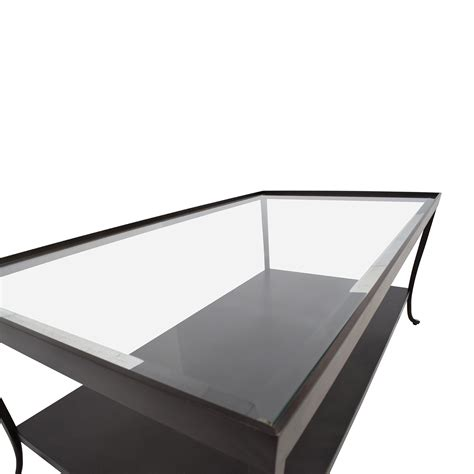 metal coffee table with glass top 84 metal base with glass top coffee table tables
