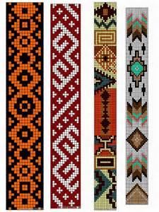loom bead patterns 1000 ideas about loom beading on bracelet