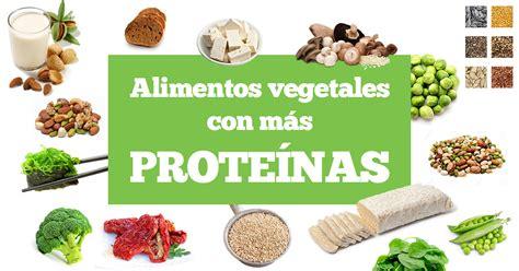 alimentos con alto contenido en proteinas alimentos vegetales con m 225 s prote 237 nas delantal de alces