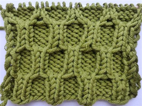 honeycomb knit stitch how to knit honeycomb cable knitting stitch