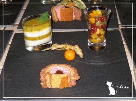 dessert de no 235 l verrine mousse ivoire et gel 233 e recette