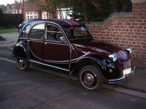 Citroen For Sale Usa by Citroen Deux Chevaux For Sale In Usa