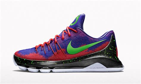 spray painting nike shoes nike kd 8 quot nerf quot aka quot spray paint quot release date
