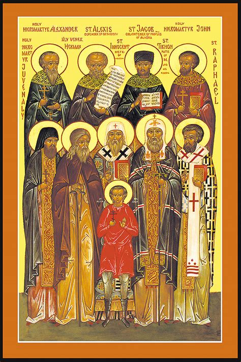 Lives Of All Saints Commemorated On June 26 Orthodox