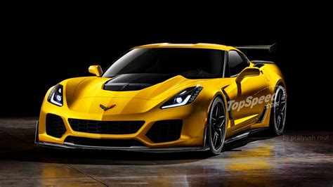 New Corvette Zr1 by 2018 Chevrolet Corvette Zr1 Picture 698482 Car Review