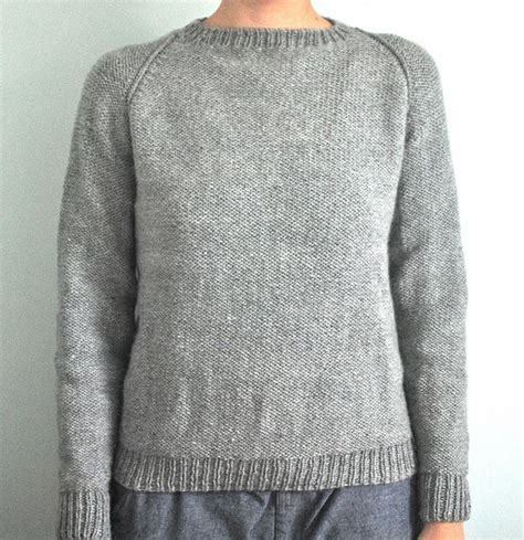 raglan pullover knitting pattern ravelry seamless raglan sweater pattern by