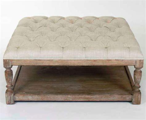 large ottoman coffee table coffee table breathtaking tufted ottoman coffee table