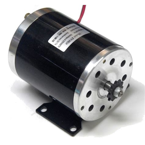 Dc Motor by My1020 500w 24v Brushed Dc Motor 2500 Rpm