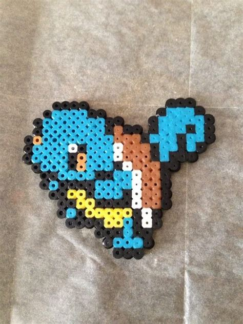 perler squirtle related keywords suggestions for squirtle perler