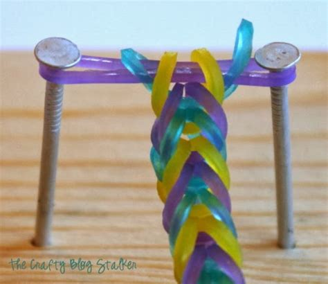 get rubber st made how to make a fish stretch bracelet the crafty