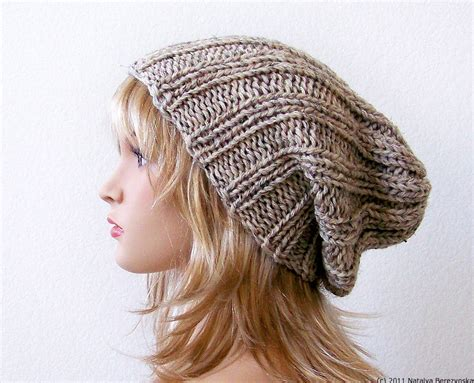 slouchy beanie knitting pattern knitting pattern knit slouchy beanie pattern slouchy hat