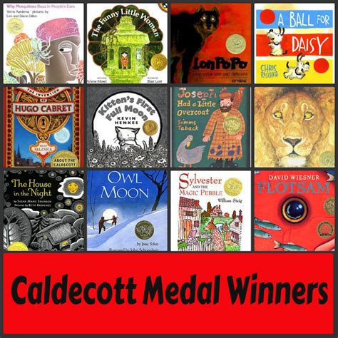 Caldecott Winners Picky Reader