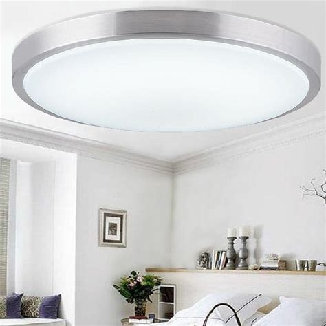 light fixtures for kitchen ceiling aliexpress buy new modern acrylic lshade surface