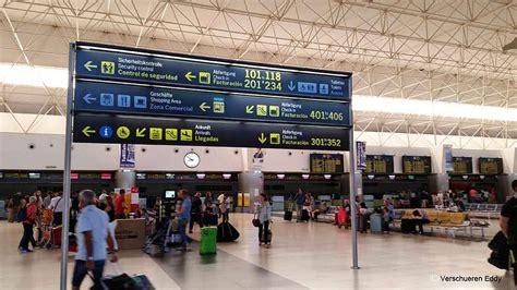 salidas aeropuerto de gran canaria aeropuerto de gran canaria de las palmas gran canaria