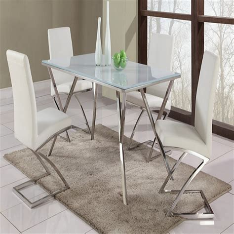 Stainless Steel Dining Room Tables Stainless Steel Dining Table Dining Table With Stainless Steel Base With Stainless
