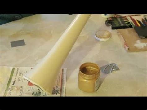 trumpet craft for gideon trumpet craft craft projects