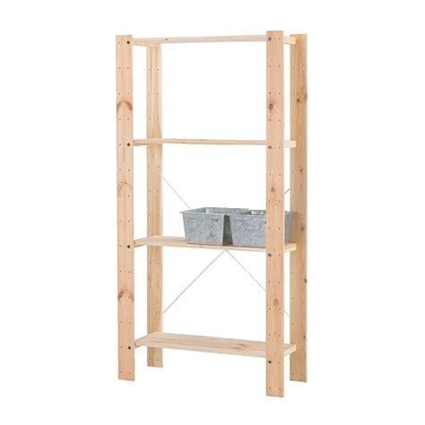wood shelves ikea storage furniture wall shelves garage storage ikea