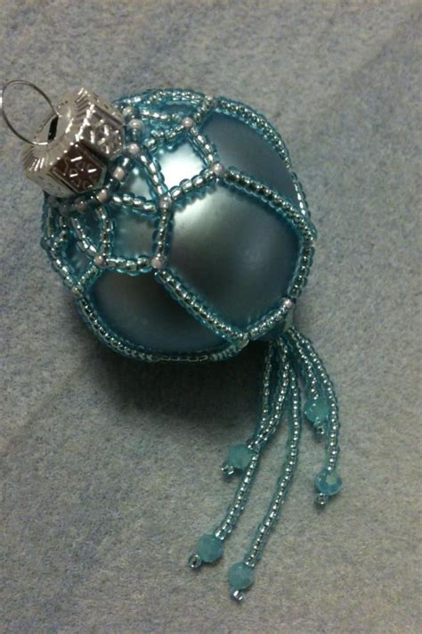 beaded bauble pattern 1000 ideas about baubles on beaded
