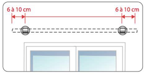 comment poser votre tringle 224 rideaux d 233 corative