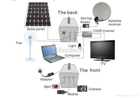 solar light system for home 60w solar light generator solar ups system solar home
