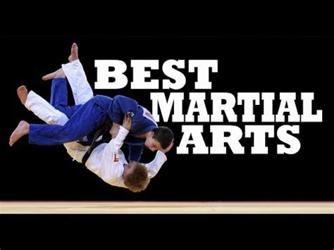 best martial arts what is the best martial for a fight