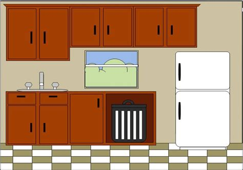 Kitchen Furniture Images free kitchen clipart pictures clipartix