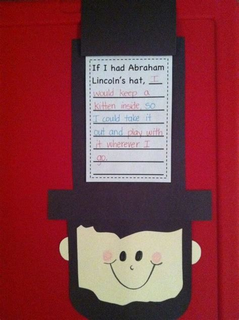 presidents day crafts for 25 best ideas about abraham lincoln for on