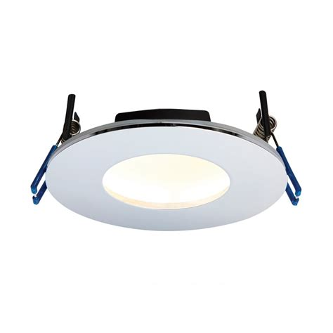 bathroom recessed light 69882 orbitalplus bathroom led recessed light fixed