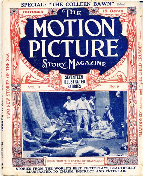 motion picture books motion picture story magazine 32 monthlies 1911 1916 by