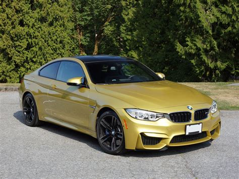 2015 Bmw M4 Review by 2015 Bmw M4 Coupe Road Test Review Carcostcanada