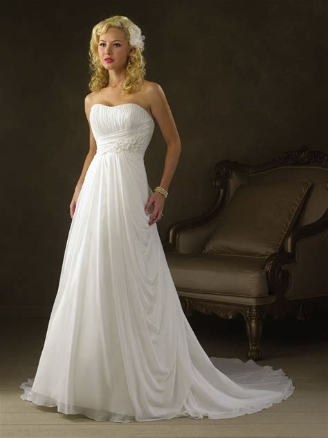 wedding dresses 7 strapless wedding dresses for your classic look