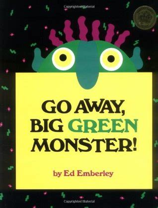 show me ed book pictures go away big green by ed emberley reviews