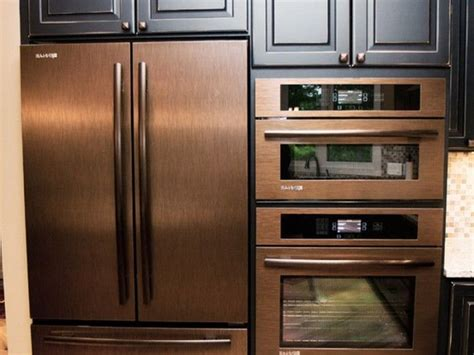 25 best images about copper kitchen refrigerators on