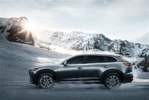 2017 Mazda Cx9 by 2017 Mazda Cx 9 Is Here And It Has A New 2 5l Turbo