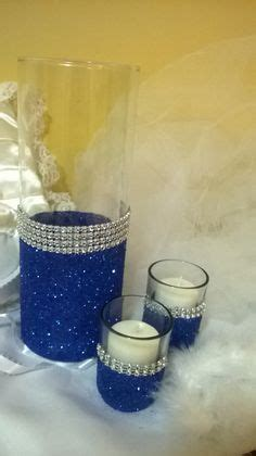 vase wedding centerpiece ideas 1000 ideas about royal blue centerpieces on