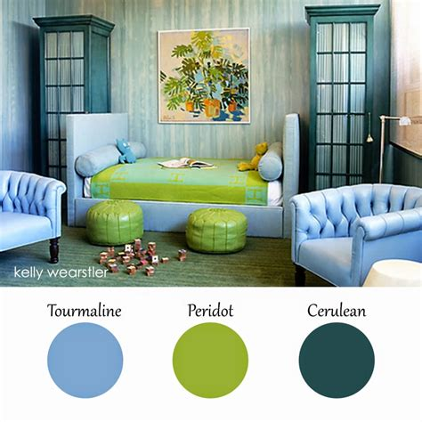 scheme design analogous room home design