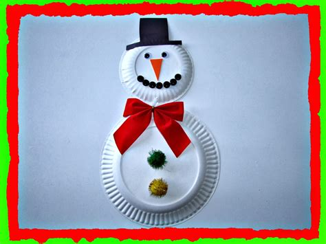 snowman crafts for how to recycle recycled snowman decor