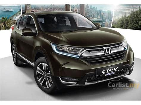 2017 Honda Crv Green by Honda Cr V 2017 I Vtec 2 0 In Selangor Automatic Suv Green