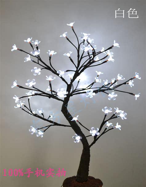 cherry blossom lights 64 led cherry blossom tree light in 70cm height