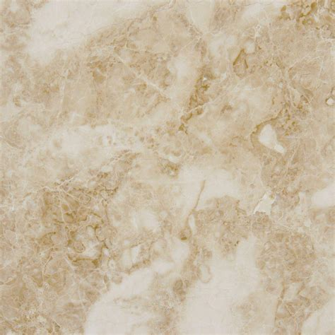 ms international cappuccino 12 in x 12 in polished marble floor and wall tile 10 sq ft