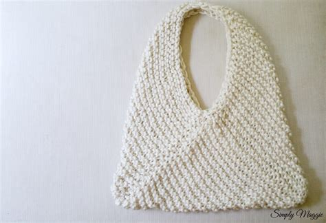 knit bag pattern large knit bag pattern simplymaggie