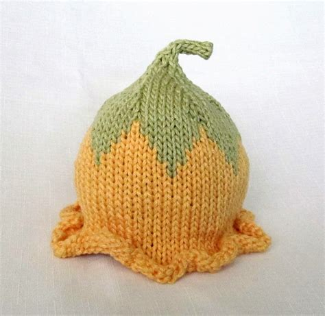 how to knit flower for baby hat boston beanies knit baby flower hat pattern by