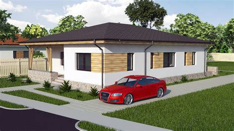 3 bedroom houses modern bungalow house design 3 bedroom house model a30