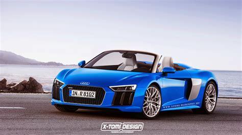 Audi Rx8 Spyder by Upcoming Second Audi R8 Spyder Imagined Gtspirit