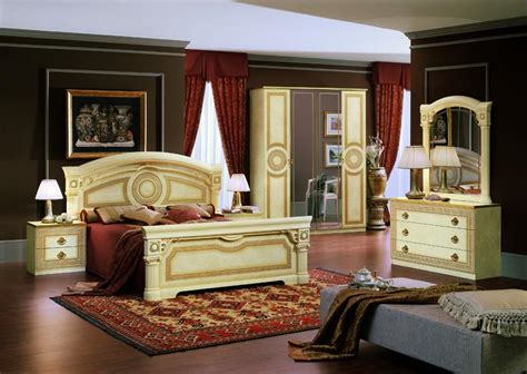 italian bed set modrest aida traditional california king bed set made in
