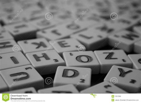 scrabble time scrabble stock photo image 1257260