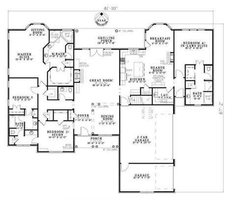 house plans with inlaw suites home plans with inlaw suites smalltowndjs