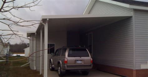 Carport Area by Outdoor Living Port Huron Area Carport Shed