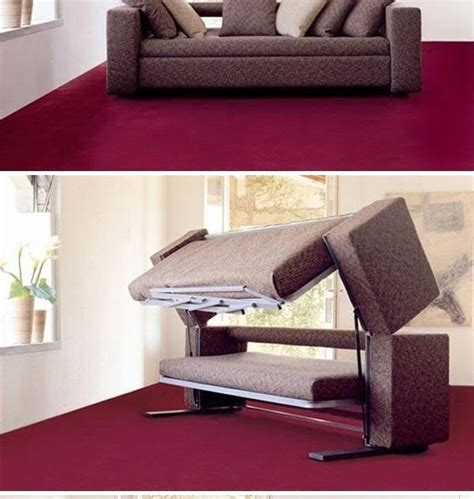 that converts to bunk bed sofa converts to a bunk bed now that s nifty